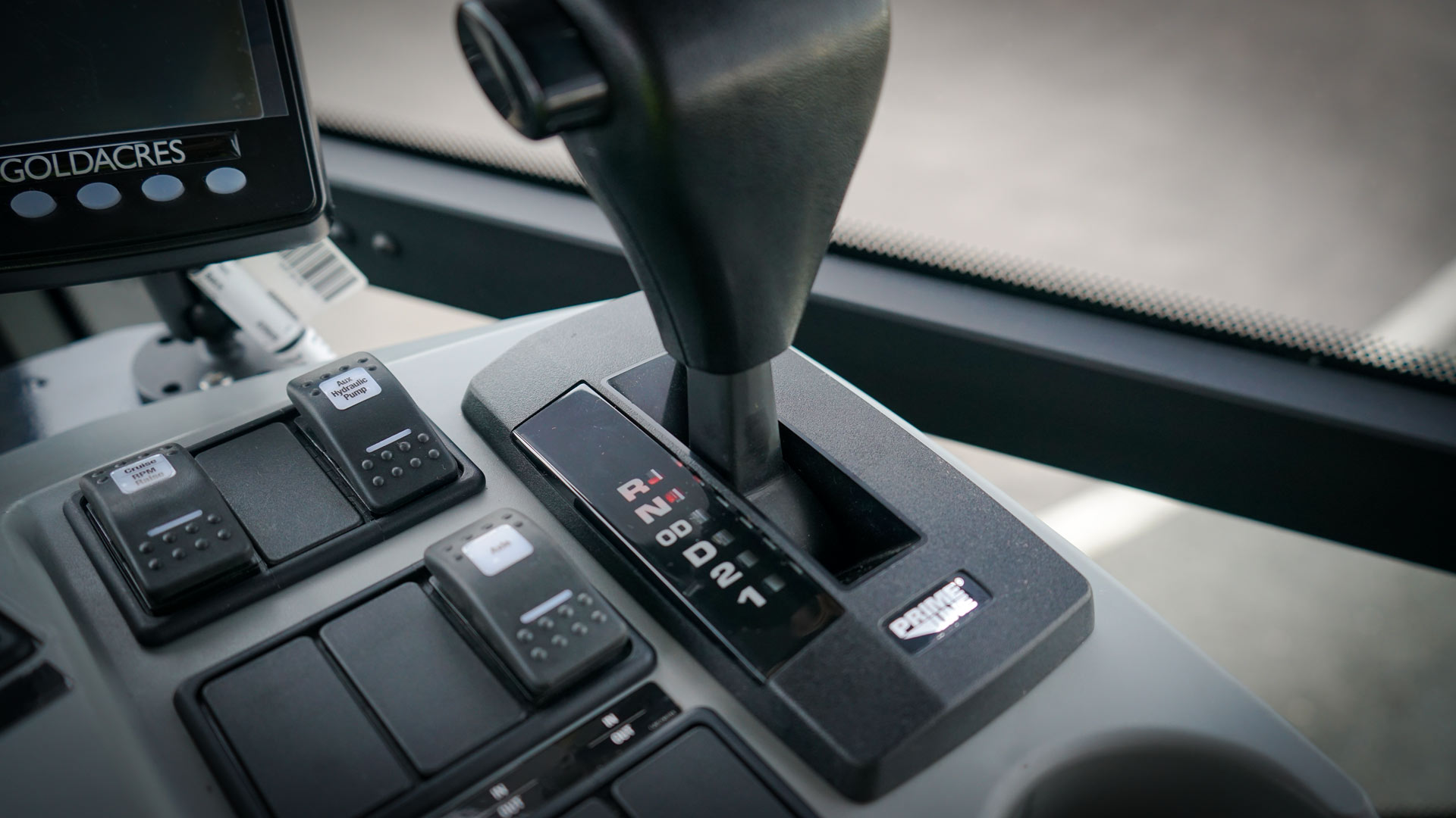 M4 Cab Chassis Automatic Gear Stick